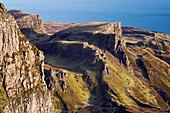 Basalt escarpments of Quirang