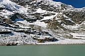 White lake,Grisons,Switzerland