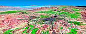 Bhuj,radar image