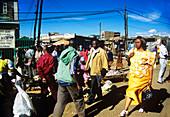Shanty town,Kenya