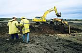 Land decontamination