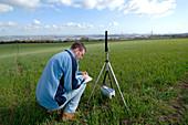 Rural radiation monitoring
