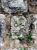 Altar of Skulls,Chichen Itza,Mexico