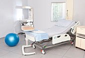 Hospital delivery suite