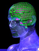 Artificial intelligence,conceptual image
