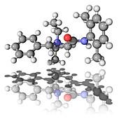 Denatonium molecule