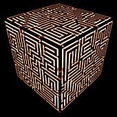 Maze,artwork