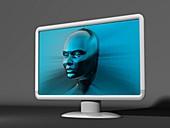 Artificial intelligence,artwork