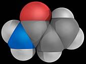 Acrylamide molecule