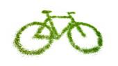 Green transport,conceptual artwork