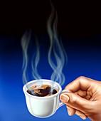 Espresso coffee,artwork