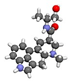 Ergometrine drug molecule