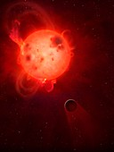 Kepler 438 and rocky planet 438b