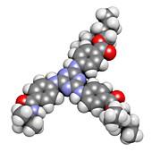 Iscotrizinol sunscreen molecule