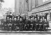 5th Solvay Conference physicists
