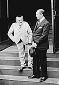 Charles Steinmetz and Guglielmo Marconi
