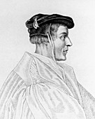 The German philosopher and theologist Agrippa