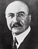 Portrait of Leo Baekeland