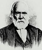 Portrait of Charles-Edouard Brown-Sequard