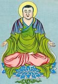 Gautama Buddha,founder of Buddhism