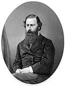 Samuel Baker,British explorer