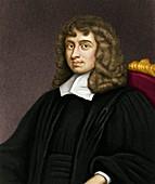 Isaac Barrow,English mathematician