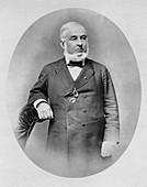 Warren de la Rue,British astronomer