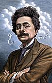 Albert Einstein,physicist