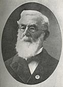 James Hall,US palaeontologist