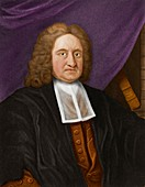 Edmond Halley,English astronomer