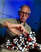 Sir Aaron Klug,British biochemist