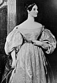 Countess Ada Lovelace,computer pioneer