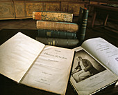 Mendel museum books