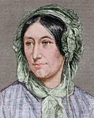 Mary Somerville,British mathematician