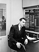 Claude Shannon,US mathematician