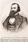 John McDouall Stuart,Australian explorer