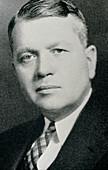 Portrait of Harold Urey,discoverer of deuterium
