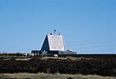 Fylingdales early-warning radar base