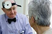 Baha hearing system check-up