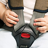 Child safety belt