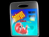 Human embryo for sale