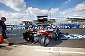 Formula One racing car testing
