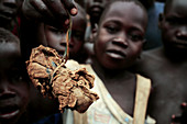 Children playing,Uganda