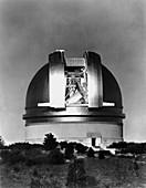Palomar Observatory dome,USA