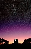 Telescope & Orion