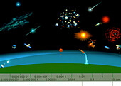 Astronomy & the X-ray and gamma ray spectrum