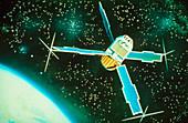 Uhuru. ist astronomy satellite