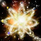 Quantised orbits of the planets