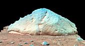 Martian rock 'Adirondack'