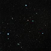 Grus constellation